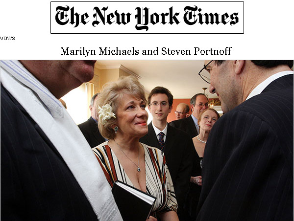 Vows on NY Times